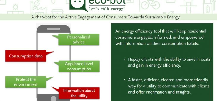 Eco-Bot newsletter for residential consumers